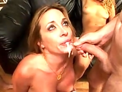 Midgets fucking a hot girl after be imparted to murder party