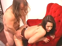 midget guy fucks woman